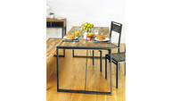 Photography of Urban Chic Dining Table