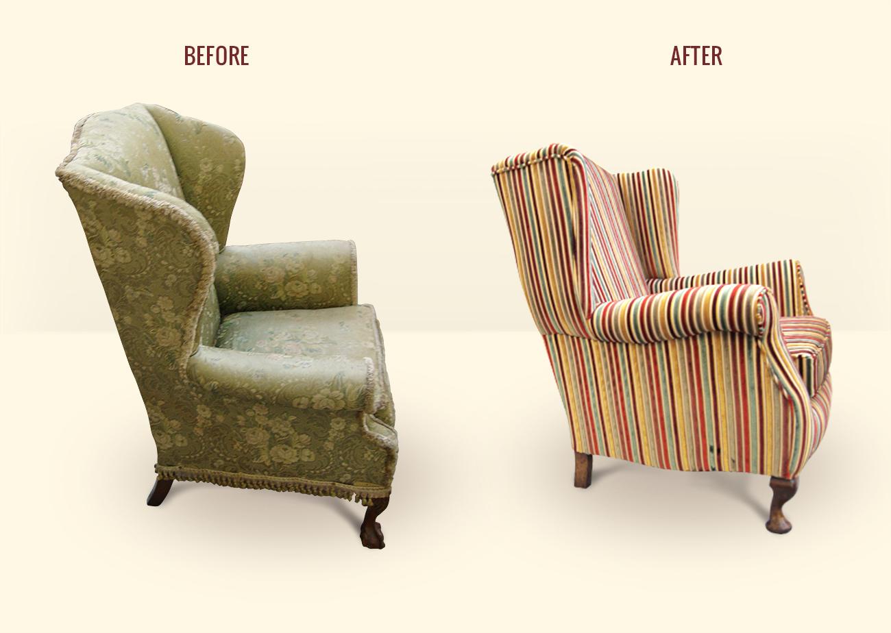 Reupholstery Lancashire