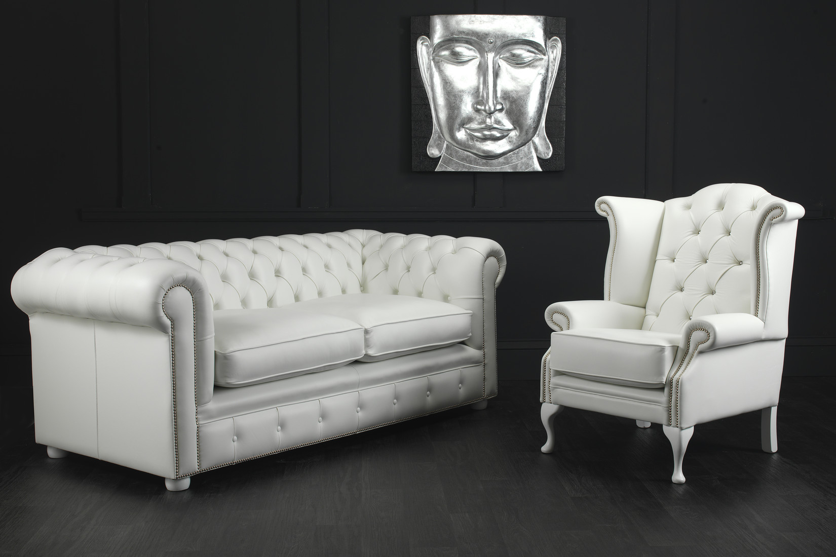 Chatsworth Chesterfield 2 Seater Chatsworth Collection