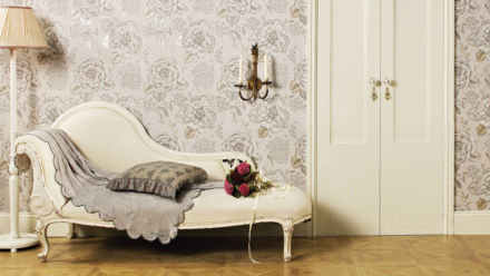 French Chaise Room