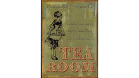 Photography of Tea Room Plaque