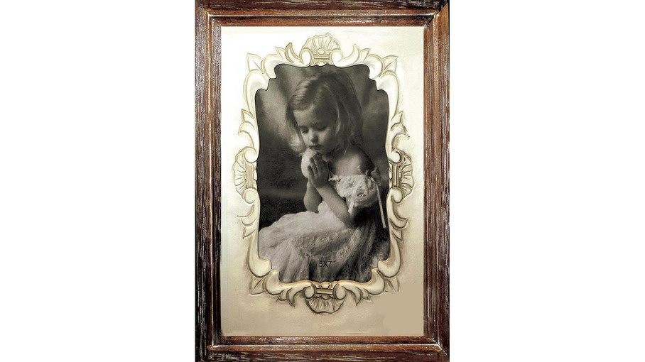 Chateau Single Photo Frame