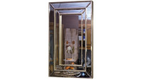 Photography of Opera Rectangular Silver Mirror