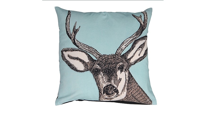Stag Scatter Cushion